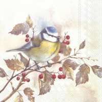 Servietten 25x25 cm - SWEET LITTLE BIRD