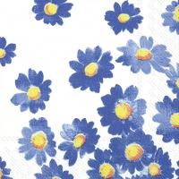 Servietten 25x25 cm - AGNETHA blue