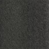 Servietten 33x33 cm - Cameo uni black