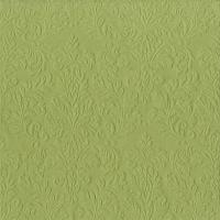Servietten 33x33 cm - CAMEO UNI grass green