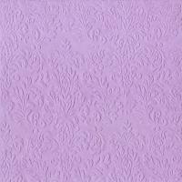 Servietten 33x33 cm - CAMEO UNI violett