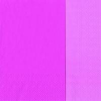 Servietten 33x33 cm - DOUBLO pink