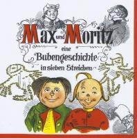 Servietten 33x33 cm - Max und Moritz