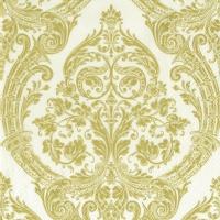 Servietten 33x33 cm - GRANDEUR gold creme