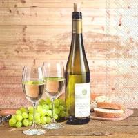 Lunch Servietten Taste of white wine