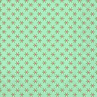 Servietten 33x33 cm - CUTE PATTERN blau grün grün