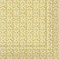 Servietten 33x33 cm - LOFT white gold