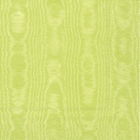 Servietten 33x33 cm - MOIREE lime