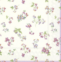 Servietten 33x33 cm - BELLINA cream