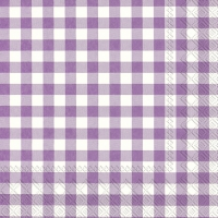 Servietten 33x33 cm - TAVERNA lilac
