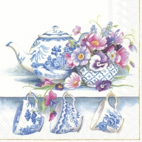 Servietten 33x33 cm - FINE BONE CHINA