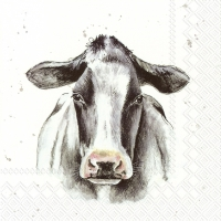 Servietten 33x33 cm - FARMFRIENDS COW