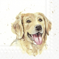 Servietten 33x33 cm - FARMFRIENDS DOG