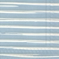 Servietten 25x25 cm - QUITO light blue