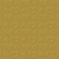 Servietten 33x33 cm - CARINO UNI Gold