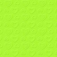 Servietten 33x33 cm - CARINO UNI lime