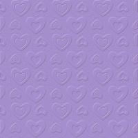 Servietten 33x33 cm - CARINO UNI violett