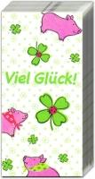 Taschentücher - LUCKY PIGGY PIGGY