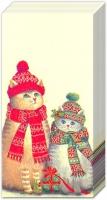 Taschentücher - WEIHNACHTEN CATS