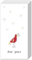 Taschentücher MERRY CHRISTMAS  MY DEER