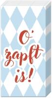 Taschentücher - O´ ZAPFT IS