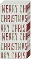 Taschentücher - WINTER MERRY CHRISTMAS linen