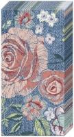 Taschentücher - DENIM ROSE