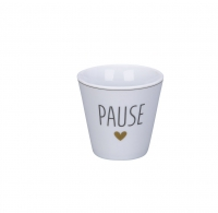 Espresso-Becher -  Pause