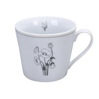 Porzellan-Tasse -  Poppy in bloom