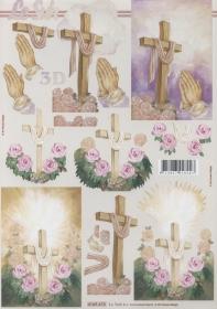 3D Bogen - Religion Format A4