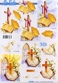 3D Bogen - Religie Format A4