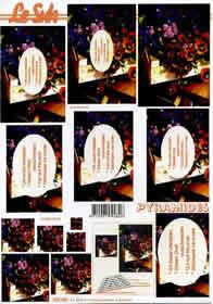 3D Bogen Pyramides - Format A4