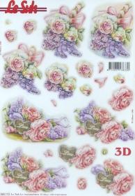 3D Bogen gestanzt