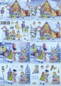 3D Bogen Kinder und Geschenke