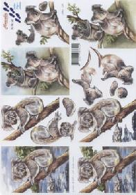 3D Bogen - KoalabIJ Format A4
