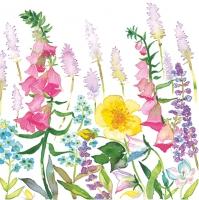 Servietten 33x33 cm - Gentle Blossom