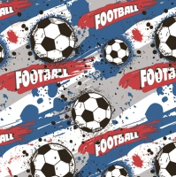Servietten 33x33 cm - For Football Lovers