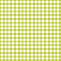 Servietten 33x33 cm - Lime Check