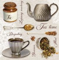 Lunch Servietten Tea Flavours