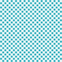 Servietten 33x33 cm - Diagonal Light Blue Check