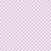 Servietten 33x33 cm - Diagonal Lavender Check