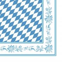 50 Linclass Dinner Servietten - Bayern