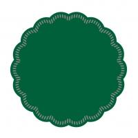 Untersetzer DECKCHEN UNI grün