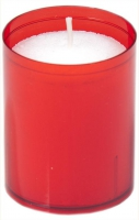 24 Refill Cups - rot