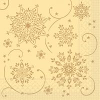 Tissue Servietten 40x40 cm - Cristal (creme)