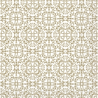 Tissue Servietten 33x33 cm - Claudio  (gold)
