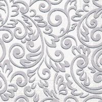 Tissue Servietten 40x40 cm - Bosse (taubenblau)