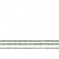 Linclass Servietten 40x40 cm - Bill  (grün)