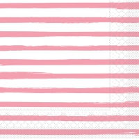 Tissue Servietten 40x40 cm - Bea (altrosa)