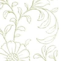 Linclass Servietten 40x40 cm - Apart  (grün)
